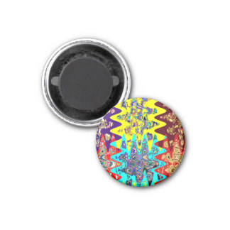 Creative ART on MAGNETS by Reiki Healing Master Fridge Magnet