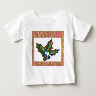 Creative Arts : HOLLY Graphics Baby T-Shirt
