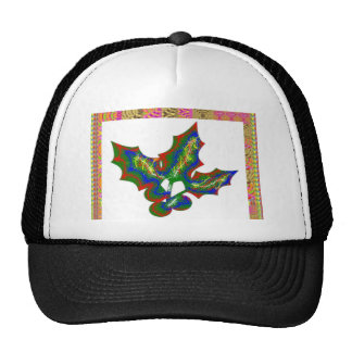 Creative Arts HOLLY Graphics Hat
