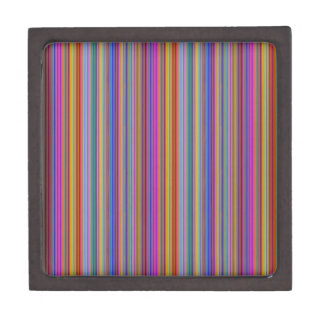 Creative backgrounds colorful lines stripes graphi gift box
