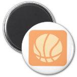 Creative Basketball Logo Refrigerator Magnets