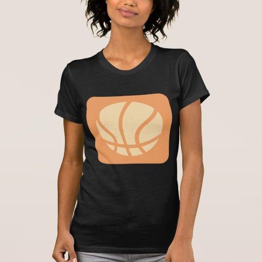 Creative Basketball Logo T-shirt