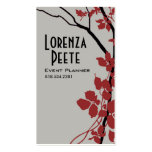 Creative Branches (Event Planner) Business Card
