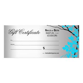 Creative Branches Gift Certificate Invite