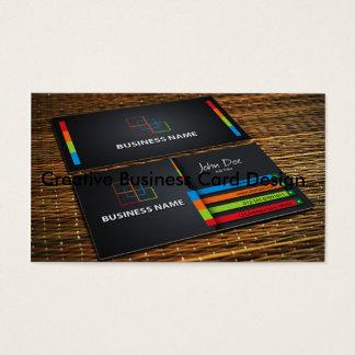 Creative Business Card PSD Templete
