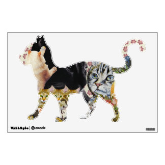 Creative Cats 2 Wall Decals