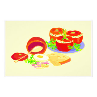 Creative Cooking Set Stationery