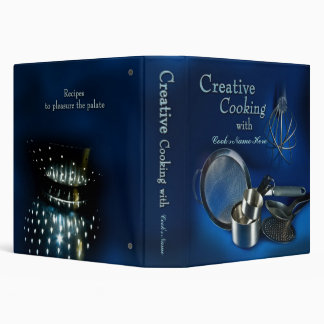 Creative Cooking with ...Recipes Binder