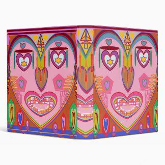 Creative Creations : Love, Art, Style, Fashion 3 Ring Binder