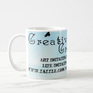 Creative Crow Mug