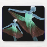 Creative Dance Mouse Pads