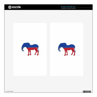 Creative Democracy: A New Animal Kindle Fire Decal