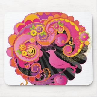 Creative Design Art Florescent Mouse Pads