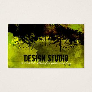 Creative Design Business Card