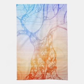 Creative design towel