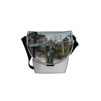 Creative District SF messenger bag