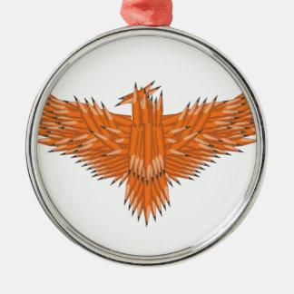 Creative Eagle Metal Ornament