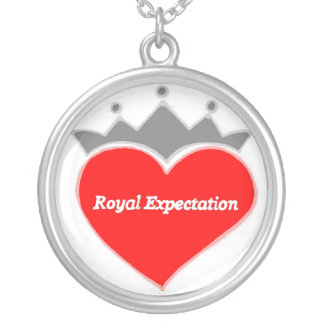Creative Expressions Silver Plated Necklace
