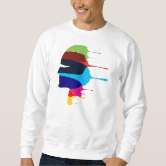 Creative Face Sweatshirt
