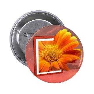 creative flower buttons