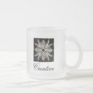 Creative Fractal Art Mug