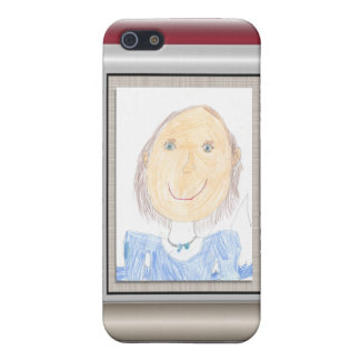 Creative Frame and Mat For Your Masterpiece iPhone SE/5/5s Case