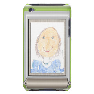 Creative Frame and Mat For Your Masterpiece iPod Touch Covers