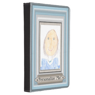 Creative Frame and Mat For Your Masterpiece Kindle Case