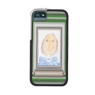 Creative Frame and Mat For Your Masterpiece Phone SE/5/5s Case