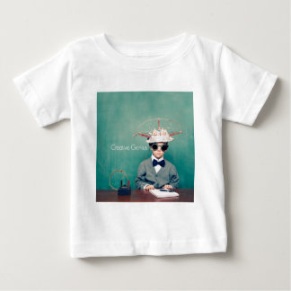 Creative Genius Designs Baby T-Shirt