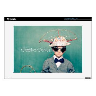 """Creative Genius Designs 15"""" Laptop Skin"""