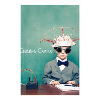 Creative Genius Designs Stationery Paper