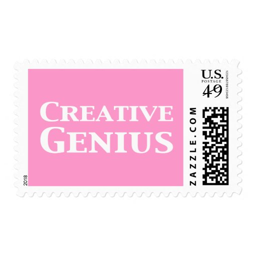 Creative Genius Gifts Postage Stamp