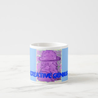 Creative Genius Espresso Mug