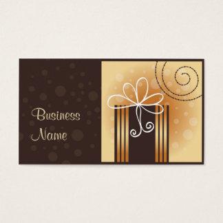 Creative Gift Shop Business Card