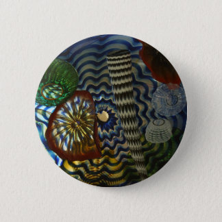 Creative Glass Blowing Button