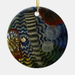 Creative Glass Blowing Christmas Tree Ornament