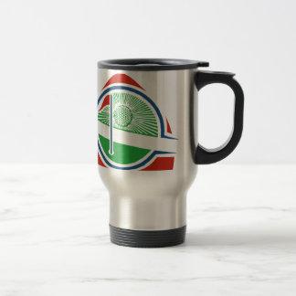 Creative golf 2 travel mug
