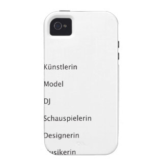 Creative Hipster Case-Mate iPhone 4 Cases