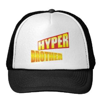 Creative Hyper Brother Design Trucker Hat