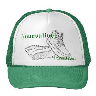 [creative], [innova... trucker hat