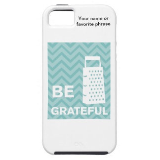 Creative Kitchens - Grater on chevron. iPhone 5 Covers