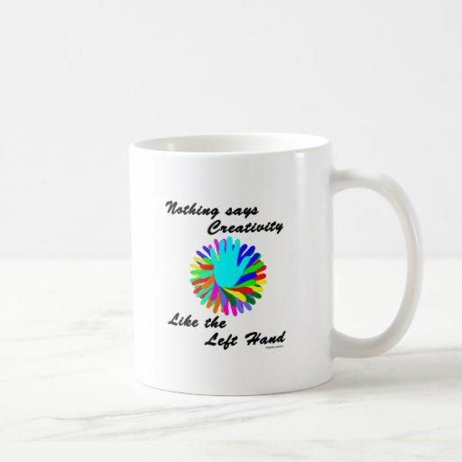 Creative Left Hand Mugs
