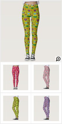 Creative Leggings