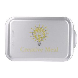 Creative Meal Backform Molde Para Pasteles
