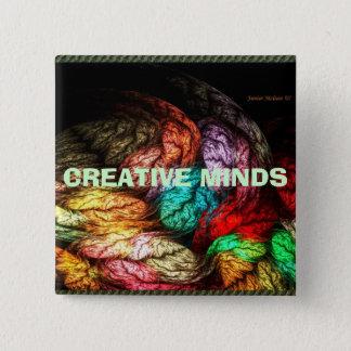 CREATIVE MINDS BUTTON
