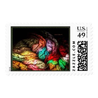 Creative Minds Postage Stamp