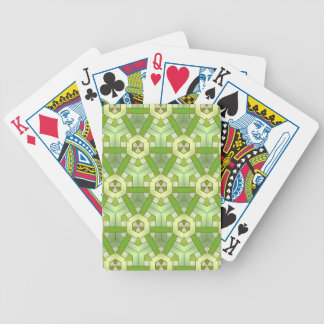 creative monday, limone bicycle playing cards
