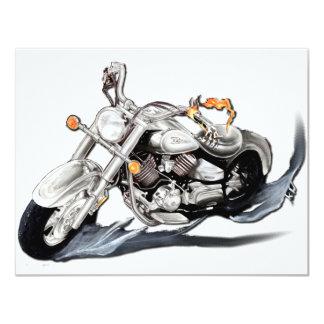 Creative Motorcycle Card
