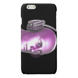 Creative Music and Dream State Technology as Art Glossy iPhone 6 Case